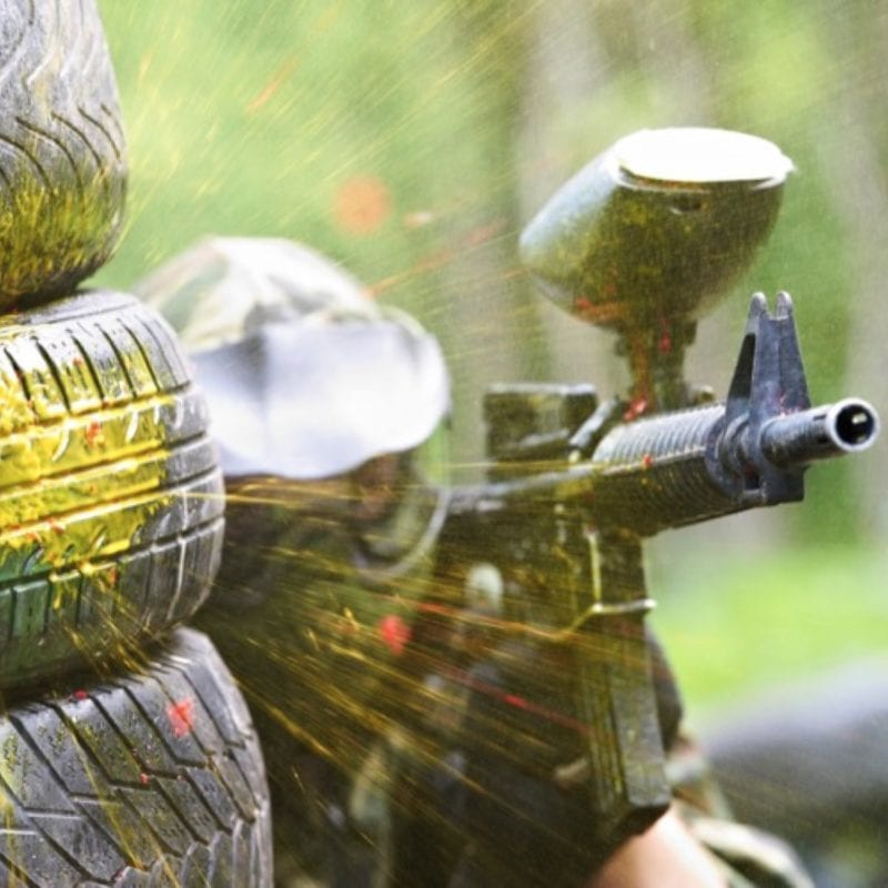Paintball-Challenge
