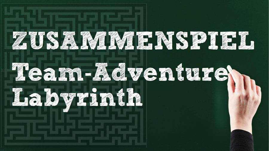 Labyrinth Teambuilding