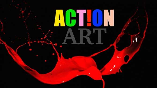 teambuilding-Action Art: