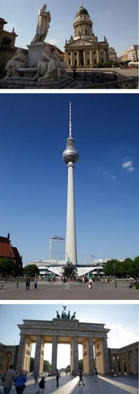 Berlin's range of teambuilding ideas is as colourful and diverse as Berlin itself.